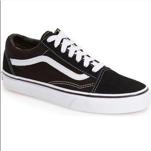 Vans Old Skool Black Low top sneakers 8.5